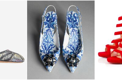 Beautiful shoes for that gorgeous guest attending a wedding in 2016