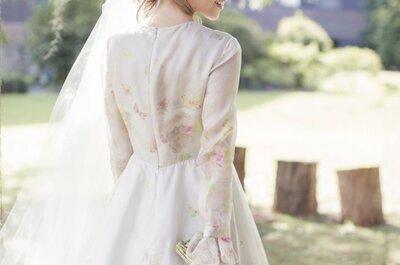 6 accesorios tradicionales en los vestidos de novia y su porqué