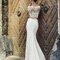 Vestidos de novia con lazos 2017
