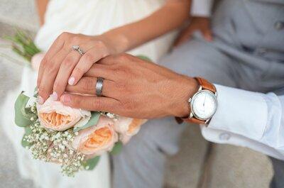 Encuentren las argollas de matrimonio de sus sueños en una de estas 10 joyerías en la Región Metropolitana