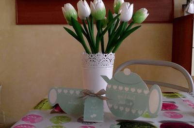 Idee DIY per il tuo matrimonio: come realizzare un segnaposto Tea Bag