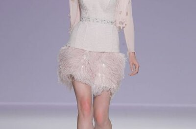 Encantadores vestidos de fiesta 2014 de Matilde Cano