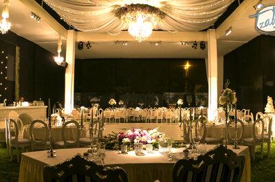 ¡4 tips indispensables para elegir la presentación de tu buffet de boda!