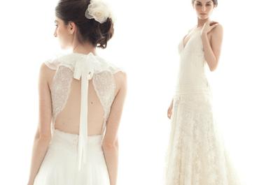 O vestido para cada personalidade: a noiva boêmia