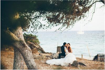 Una blogger y un fotógrafo de bodas: no te pierdas la boda de Nerea y Pedro
