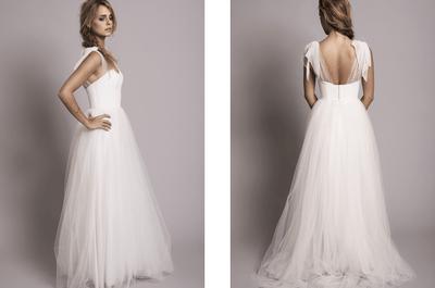 Kolekcja sukien ślubnych Rime Arodaky 2012