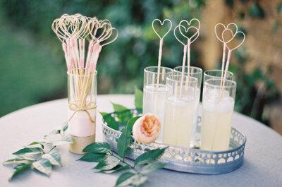 La verdad sobre el cocktail de bodas, ¿conviene tenerlo o no?