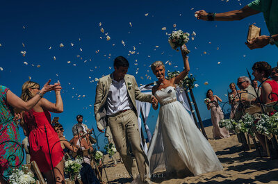 Real Wedding: La boda perfecta en Playa Pedregal, Los Cabos