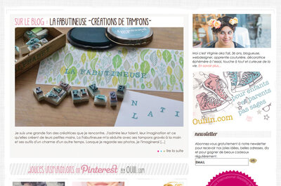 Interview exclusive avec Virginie de Ouiii.com