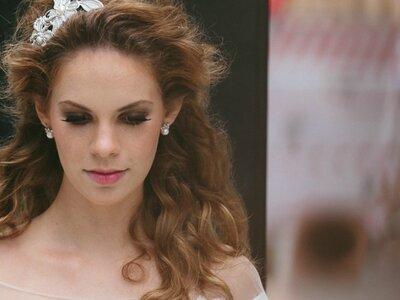 Maquillaje de ojos para novias 2016. ¡Atrévete e impacta!