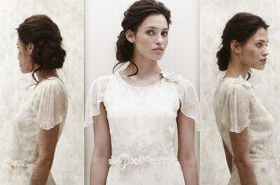 Lo que se viene en peinados de novia 2013, por Kelo Puime