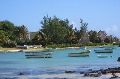 Flitterwochen im Paradies: Mauritius