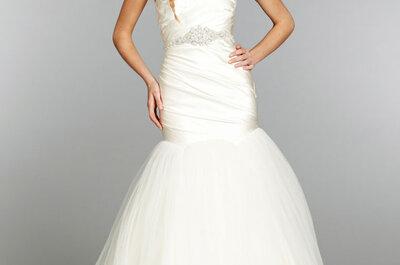 Suknie ślubne 2013: kolekcja Hayley Paige