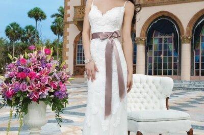 Die Brautmoden-Kollektion 2015 von Sincerity: Besondere Brautkleider für einen besonderen Hochzeitstag!