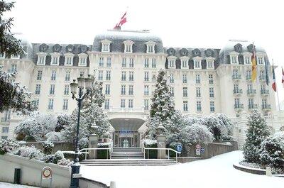 Ces 11 lieux extraordinaires pour votre mariage en Haute-Savoie !