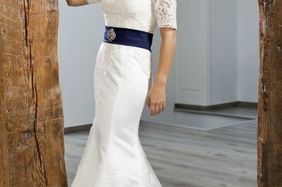 Los vestidos de novia de GSUSG Atelier