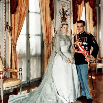 Wedding Dress Inspiration HRH Grace Kelly of Monaco