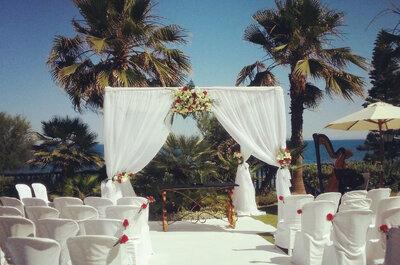 10 must para una boda playera en la Costa del Sol
