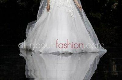 Suknie ślubne Elie Saab dla Pronovias 2013