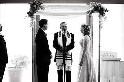 Het Joodse huwelijk