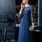 Hochzeitsgastkleid aus der Festmodenkollektion 2015 von Rosa Clará (8T241)