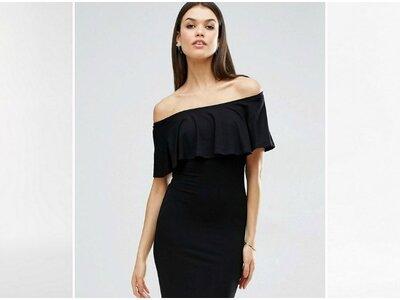 Vestidos de fiesta negros cortos 2017: ¡El color de la elegancia y el glamour!