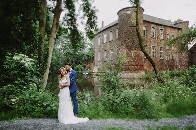 Alternativas a las flores para decorar tu boda: 4 ideas a tu alcance