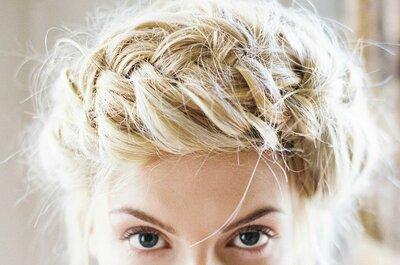 60 penteados lindos que todas as noivas devem ver!