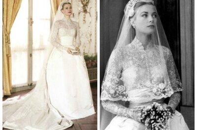 Les 15 robes de mariée de stars qui ont marqué ces 60 dernieres années