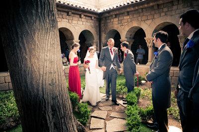 Śródziemnomorski ślub bogaty w detale - Ania i Paul