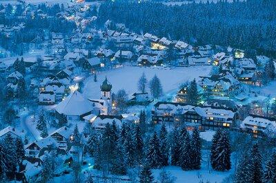 Hochzeit im Schwarzwald – wo Träume im Luxushotel wahr werden