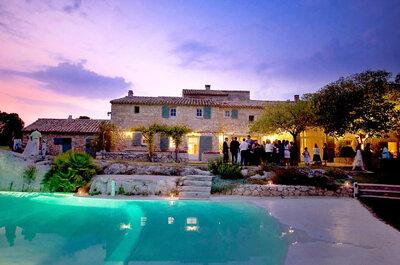 Idées ensoleillées pour un mariage provençal