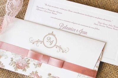 Como escolher o convite ideal para cada estilo de casamento?