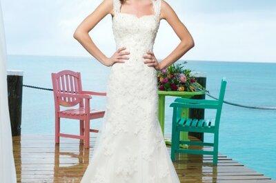Moderne romantiek 2014 Sincerity Bridal Collectie