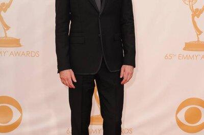 Trajes de gala en los Emmy 2013 para tu estilo de novio