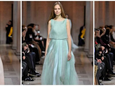 Carolina Herrera 2016-2017 : une collection qui sublime les femmes!