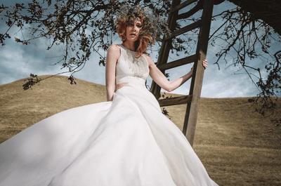 Vestidos de noiva sustentáveis e lindos: uma boa ideia para você e para o planeta!