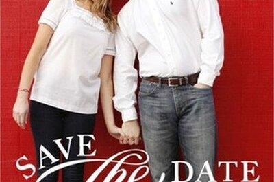 Save the date – pozwólcie najbliższym zarezerwować ten dzień dla Was!