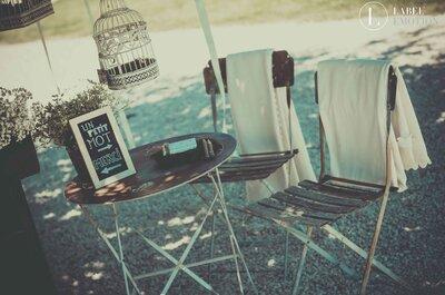 Un mariage Garden Chic en Provence avec Label' Emotion