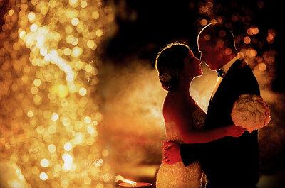 Pasquale e Nataly: un matrimonio in stile anni '30 che vi conquisterà!