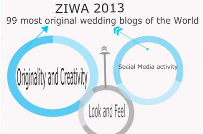 ZIWA 2013: The world's 99 most original wedding blogs