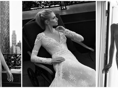 Discover the exquisite 2016 New York Collection from Inbal Dror