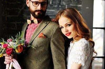 Свадьба в стиле Бохо: ярко и романтично!