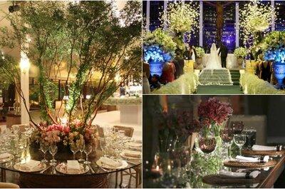 Os melhores profissionais de decoração de casamento em Brasília, que deixarão seu casamento único e surpreendente