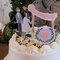 Los cake toppers personalizados son tendencia 2104-2015