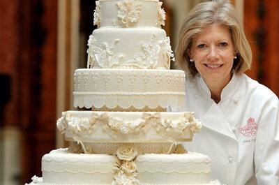 La torta nuziale, una delizia per occhi e palato