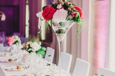 10 super idées pour nommer vos tables de mariage