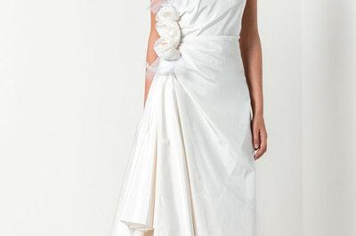 Kolekcja sukien ślubnych Max Mara 2012
