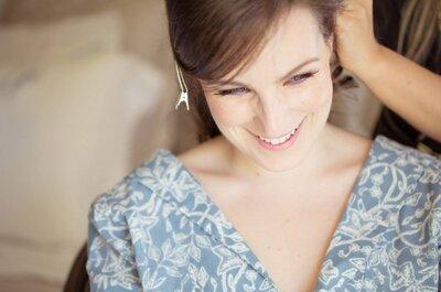 5 truques de beleza para as convidadas. O que fazer se não temos uma makeup artist no grande dia? Elas dizem-lhe!