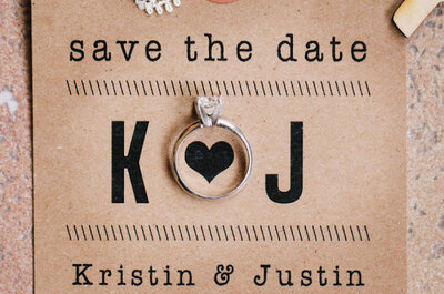 Action! Create your Save the Date, movie style!